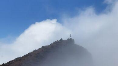 Summit of Piton des Neiges, Reunion