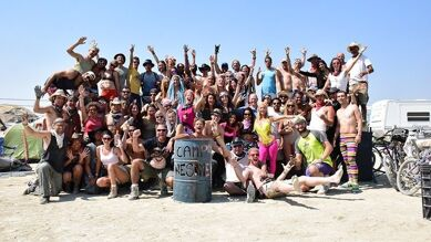 Burning Man 2014: Camp Awesomeness
